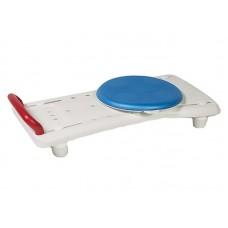 """Сиденье-доска для ванны """"ASTER LY-200-076"""" поворотное, размер сиденья: 73x35,5x17,5 см"""
