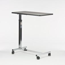 Стол прикроватный YU610 с гаваническим покрытием и регулировкой по высоте, грузоподъемность 13,6 кг, вес 9,9 кг