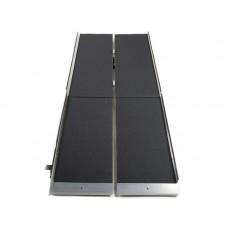 Пандус четырехсекционный, алюминиевый, складной, длина 220 см (LY-6105-4-220)