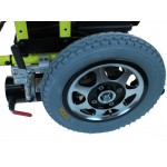 Детская инвалидная коляска с электроприводом LY-EB103-K200