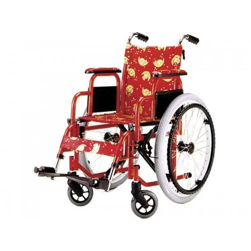 Механическая детская инвалидная кресло-коляска LY-250-5C