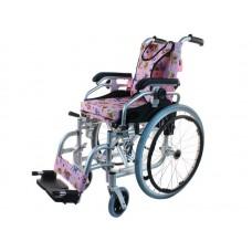Кресло-коляска инвалидная  LY-710-9C детская, механическая, ширина сиденья 30 см, вес 12 кг