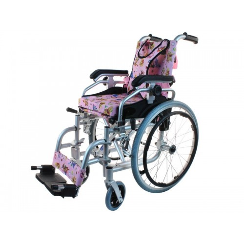 Механическая детская инвалидная кресло-коляска LY-710-9C