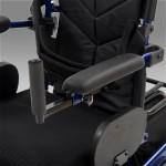 Коляска FS129 с функцией вертикализатора для инвалидов