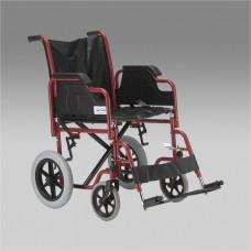 Кресло-каталка FS904B для инвалидов, грузоподъемность до 110 кг, цвет черный, ширина сиденья 45 см, вес 14,3 кг