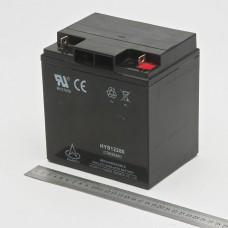 Аккумуляторная батарея 12В 28Ач HYS12280 для кресла-коляски FS111A