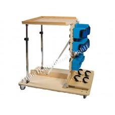 """Опора-вертикализатор  """"Кенгуру"""" для детей-инвалидов и детей с ДЦП, максимальная нагрузка 80 кг, вес 30 кг"""