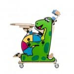 Деревянное кресло вертикализатор для детей с ДЦП BINGO
