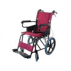 Кресло-каталка инвалидная LY-800-032, ширина сиденья 43 см,  грузоподъемность до 100 кг, вес 10 кг