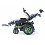 Кресло-коляска инвалидная с электроприводом и функцией полулежачего положения BRONCO LY-EB103-207