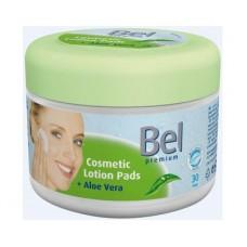 Влажные косметические диски BEL Premium с Алое Вера: 30 шт/уп.