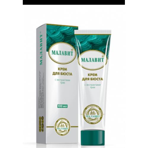 Крем для бюста «Малавит» с экстрактами трав, 100 мл