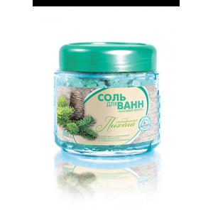 Соль для ванн «Малавит-Фито» с экстрактом сибирской пихты, 500 г.