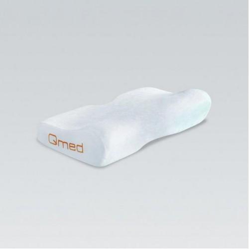 Подушка ортопедическая PREMIUM MDQ0011_08 под голову, жесткая,  60 x 35 х 12/10 см