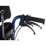Инвалидная детская кресло-коляска с принадлежностями LY-710-958