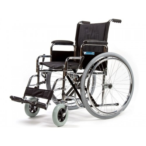Механическая инвалидная кресло-коляска LY-250-A