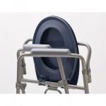 Складное туалетное кресло DRVW01 в Москве с доставкой с регулировкой высоты