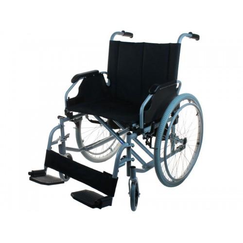 Инвалидная кресло-коляска с ручным приводом LY-250-XL
