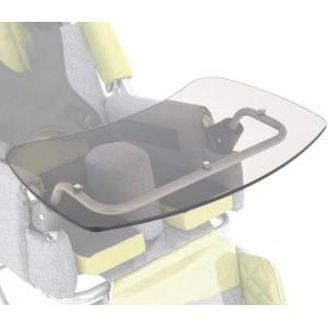 Столик Plexiglas® RCR_414 для детской коляски РЕЙСЕР RC