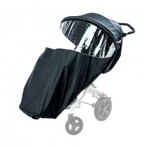 Складной навес с полным накрытием RCR_404 для детской коляски РЕЙСЕР RC