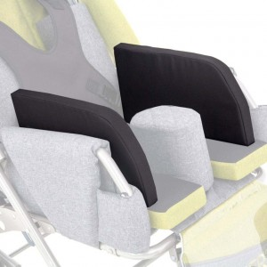 Подушки сужающие сиденье RCR_134  ширина 6 см для детской коляски РЕЙСЕР RC