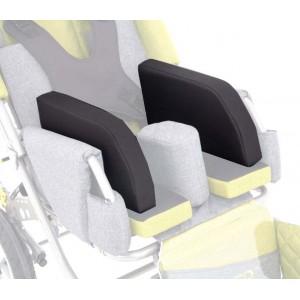 Подушки сужающие сиденье RCR_137  ширина 10 см для детской коляски РЕЙСЕР RC