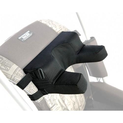 Подголовник стабилизирующий голову RCR_121 для детской коляски РЕЙСЕР RC