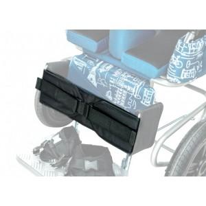 Ремень на голени с боковыми подушками RCR_115 для детской коляски РЕЙСЕР RC