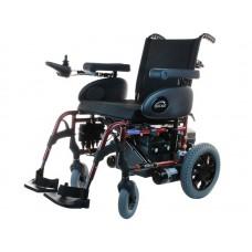Кресло-коляска инвалидная F35-R2 с электроприводом и регулируемой шириной сиденья 43-52 см, допустимая нагрузка 120 кг