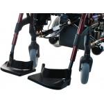 Кресло-коляска инвалидная F35-R2 с электроприводом и регулируемой шириной сиденья 43-52 см