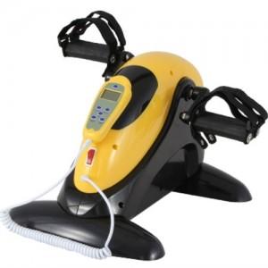 Педальный детский реабилитационный тренажер MINI BIKE LY-901-FC с электродвигателем и реверсионной функцией, вес 5,8 кг