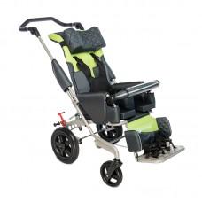 Кресло-коляска РЕЙСЕР RC +  для детей с ДЦП и детей- инвалидов, пневмаколеса, допустимая нагрузка 35-90 кг, рост 120-160 см, цвет по выбору
