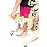 Детский вертикализатор Котенок 2 Инвенто  Kt-2 со столом