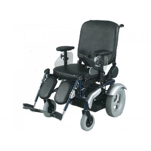 Кресло-коляска инвалидная с электроприводом LY-EB103-154