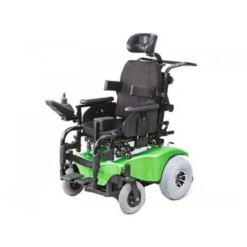 Детская инвалидная кресло-коляска  LY-EB103-CN1/10 с электроприводом