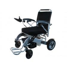 Кресло-коляска инвалидная  LY-EB103-E920 с электроприводом, складная, допустимая нагрузка 120 кг, вес 25 кг