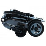 Складная инвалидная кресло-коляска LY-EB103-E920 с электроприводом