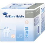 Впитывающие трусы MoliCare Mobile/Моликар Мобайл, pазмер по выбору:S,M,L,XL, 14 шт./уп.