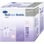 Впитывающие трусы MoliCare Mobile super / Моликар Мобайл супер, размер по выбору: S,M,L,XL, 14 шт./уп.