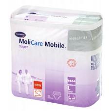 Впитывающие трусы MoliCare Mobile super/Моликар Мобайл супер, размер по выбору М,L 2 шт./уп.
