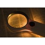Увеличительная лупа с подсветкой (лампа накаливания) MG82018