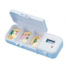 """Контейнер для таблеток серии """"НР"""" с тремя отделениями (HA-4133)"""