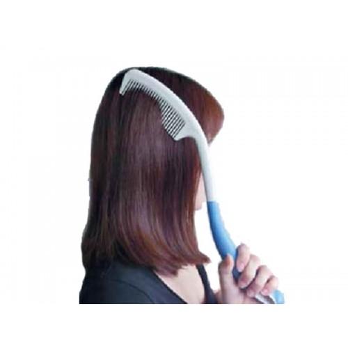 """Специальная расческа для волос с длинной ручкой тип """"гребень"""" (DA-5502)"""