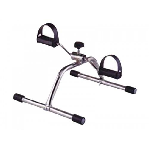 Хромированный реабилитационный педальный тренажер MINI-BIKE-LY-901 для верхних и нижних конечностей