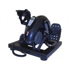 Педальный тренажер MINI-BIKE-LY-901-FMB реабилитационный с электродвигателем для разработки верхних и нижних конечностей, макс грузоподъемность 120 кг, вес 14 кг