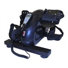 Педальный тренажер  MINI-BIKE-LY-901-FM реабилитационный с электродвигателем для разработки верхних и нижних конечностей, макс. грузоподъемность 120 кг, вес 9 кг