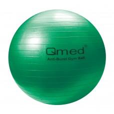 Реабилитационный мяч ABS GYM BALL зелёный 65 см, под рост 170-184 см, макс. нагрузка 150 кг, насос в комплекте