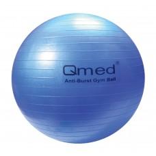 Реабилитационный мяч ABS GYM BALL синий 75 см, под рост 185-200 см, макс. нагрузка 150 кг, насос в комплекте