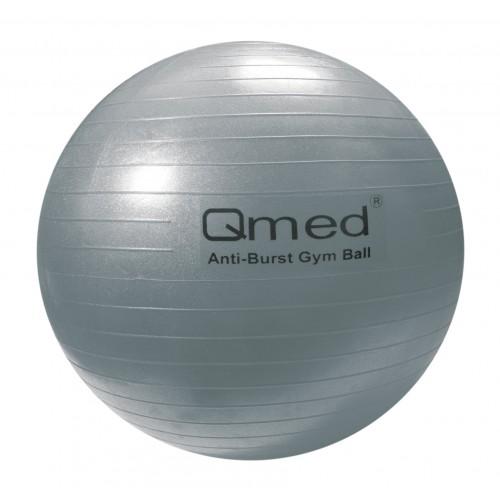Реабилитационный мяч ABS GYM BALL серебряный  85 см, под рост более 200 см