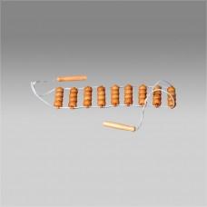Устройство для релаксации ER-1005- лента с шариками широкая
